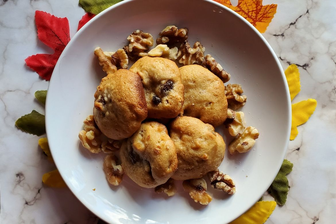 Swedish Mincemeat Cookies With Fruit Nuts Cardamom Magazine